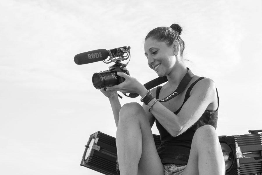 Sarah Pendolino, photographer and videomaker based in Milano