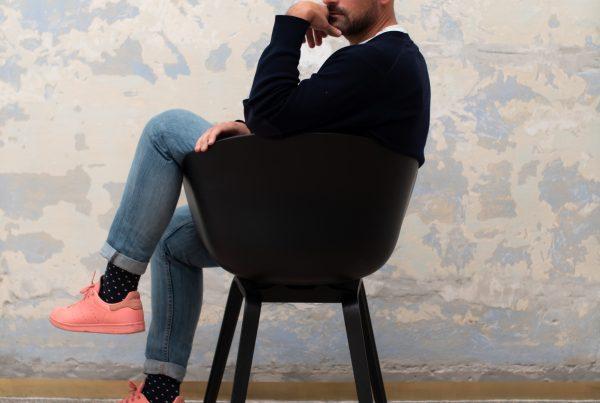 Roberto Enrico, interior designer and art director based in Milan